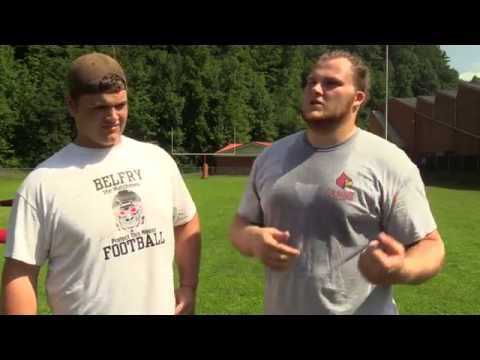 Belfry Middle School Football Camp