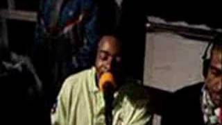 Dante Hawkins acapella Show and Prove Internet Radio 6/7/07