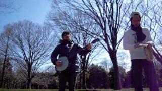 2010.3.22 今はまだこれくらい 初心者同士.