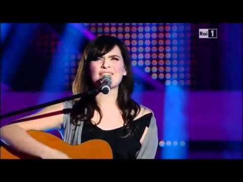 Festival di Sanremo 2012: Erica Mou canta \