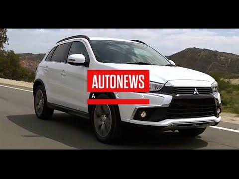 Новый Mitsubishi ASX с икс-фейсом от Lada XRAY