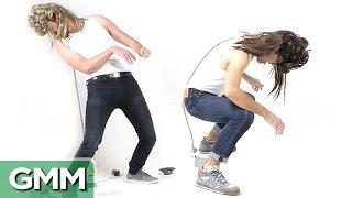 Magnetized Mullet Challenge