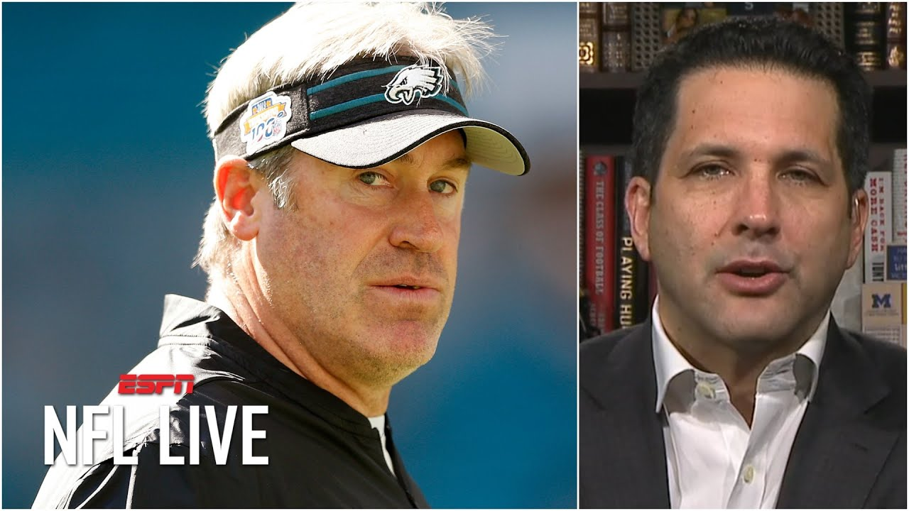 Eagles, Pederson parting ways full of blessings