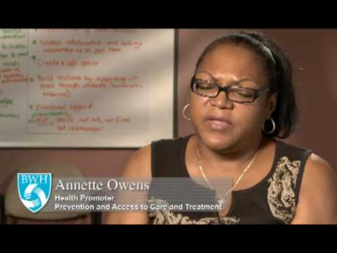 PACT: Help for HIV Positive People Video - Brigham and Women's Hospital