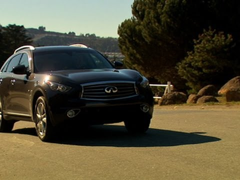 Car Tech - 2014 Infiniti QX70 3.7 AWD