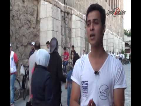 SYRIA: YALLAH LETS BIKE, YOUTH CIVIL SOCIETY DAMASCUS