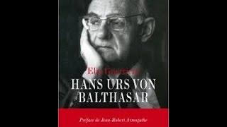 EL EVANGELIO ENCARNADO SEGÚN  Hans Urs Von Balthasar _ 4