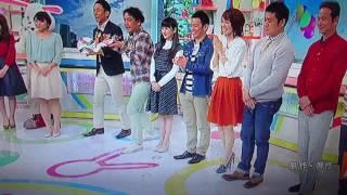 大阪 朝日放送の『おはよう朝日です。』に出演している入矢麻衣さんに『生足』を言ってみた。 入矢麻衣 検索動画 27