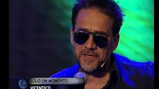 Vicentico en un recital íntimo en Diario de Medianoche - Telefe Noticias