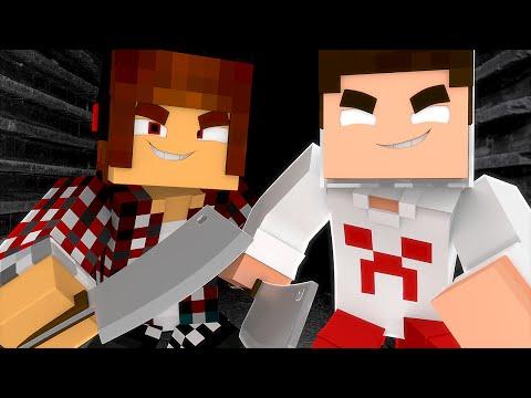 Minecraft: AMIGOS REVERSOS !! - ( Minecraft Murder)