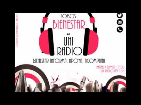 Programa Nº 28 de Somos Bienestar en UNI Radio