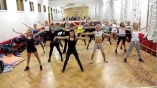 Школа черлидинга eclipse Cheer-Show танцы
