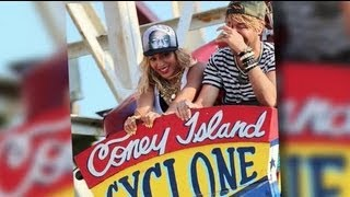 Beyoncé Has a Dance Off at Coney Island Video Shoot - Splash News | Splash News TV | Splash News TV