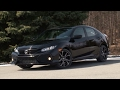2017 Honda Civic Hatchback Sport Review