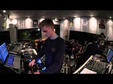 Jengi Beats @ Shourai Sessions, Studio 80, Amsterdam (02-12-2014)