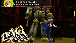 When Chie get reflected - Persona 4 Golden
