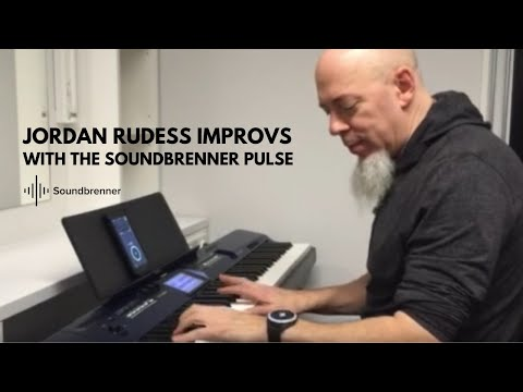 Jordan Rudess reviews the Soundbrenner Pulse