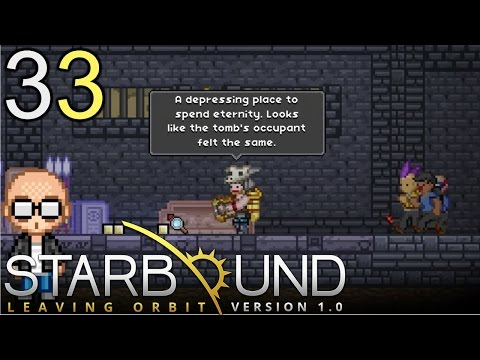 Die Mannschaft! | Let's Play STARBOUND | 33 | German|Deutsch