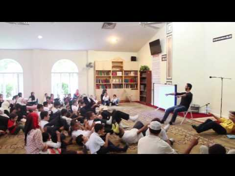 Fun times at the Islamic Academy of Delaware