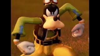 Kingdom Hearts 3: Sora vs Goofy