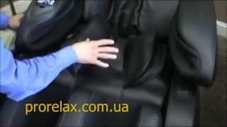 Кресло для массажа видео,описание массажного кресла(В разработке этого массажного кресла учитывали естественные изгибы различных человеческих фигур. Кресло..., 2013-04-05T18:51:02.000Z)