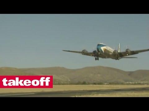 Die abenteuerliche Überführung einer Douglas DC-6 / Douglas DC-6 Ferry Flight Adventure