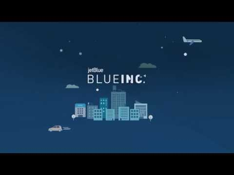 Blue Inc. means business