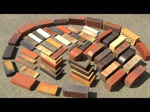 Как производят клинкерный кирпич и клинкерную плитку Feldhaus Кlinker завод  на русском