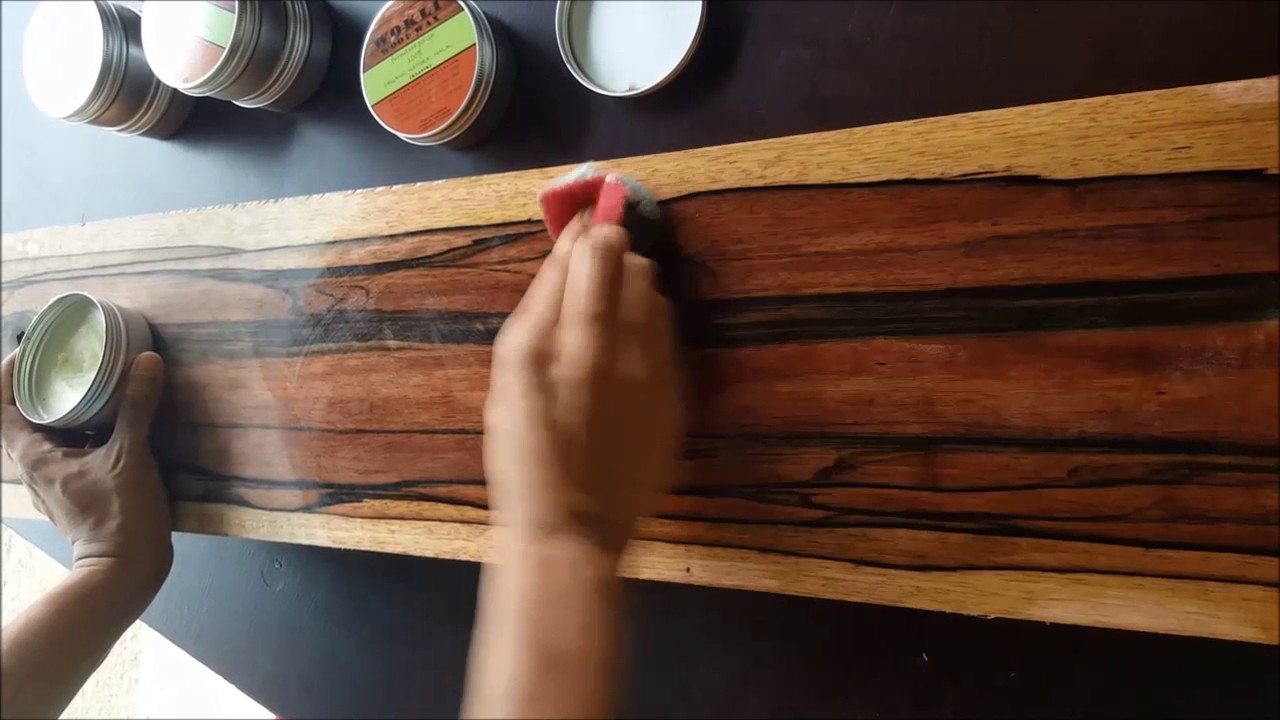 Wood Wax For Natural And Furniture Polish You
