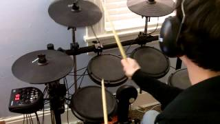 Billy Joel - All For Leyna (Drum cover)