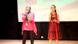 Cinta & Rahasia Yura Cover by Sekar ft Alis