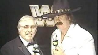 Roger Kent & Blackjack Mulligan Superstars of Wrestling clip