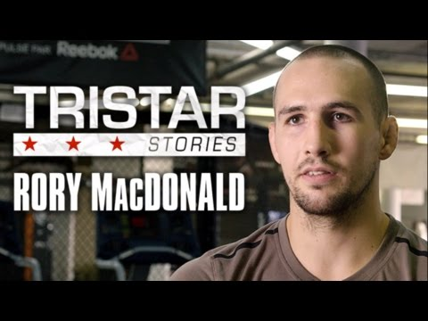 Rory MacDonald Doesn't Care About Being Popular | Tristar Stories in 4K