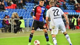 Highlights: FC Basel vs. FC Lugano (4:0) - 04.02.2017