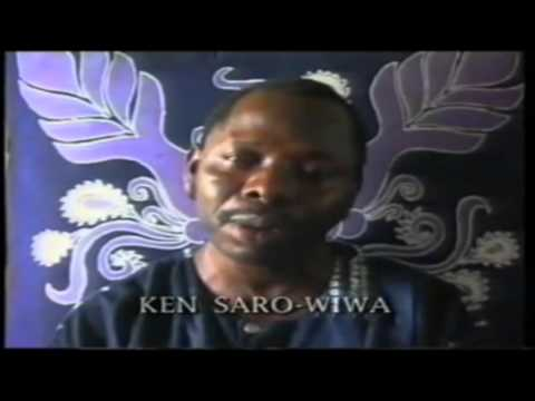 Ken Saro-Wiwa:  The Anniversary of a Struggle