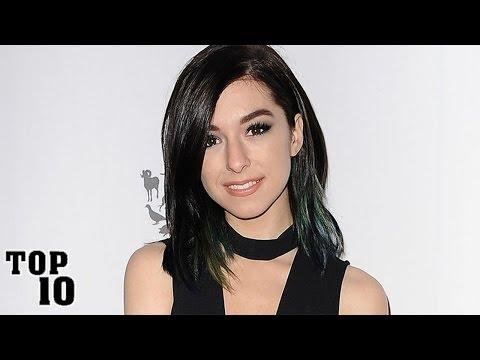 Top 10 Facts About Christina Grimmie