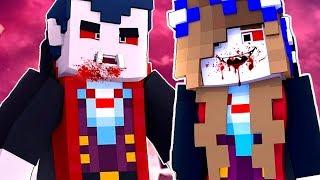 Голод Вампира Майнкрафт Выживание Мод Моды Видео Мультик для детей в Майнкрафте Хоррор Карты