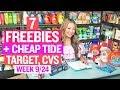 ★ FREE Makeup + Cheap TIDE at Target & CVS Coupon DEALS (Week 9/24-9/30)