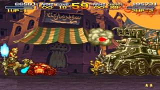 Metal Slug X - Co-Op