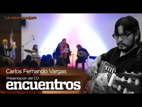 Encuentros - Carlos Vargas, Juan Carlos Marin, Melania Perez