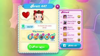 Candy Crush Soda Saga level 447