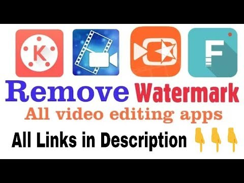 All video and photo editors app paid versions in free||link in descriptions||By Tech info