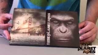 Rise of the Planet of the Apes - MetalPak/Steelbook [Review Room]