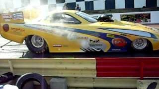 Nobby Hills Hound Dog at Shakespear County Raceway