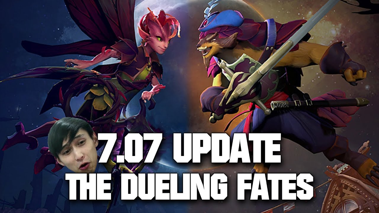 SingSing Dota 2: 7.07 Update — The Dueling Fates Review