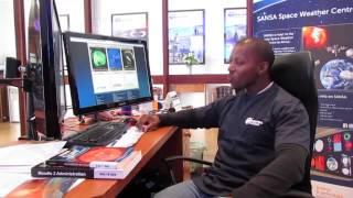 SANSA Space Weather Rap - King of Solar Flare 2015