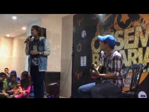 Ara Johari & Mizan Ishak - Warkah Untukku (LIVE) Akustik Gitar