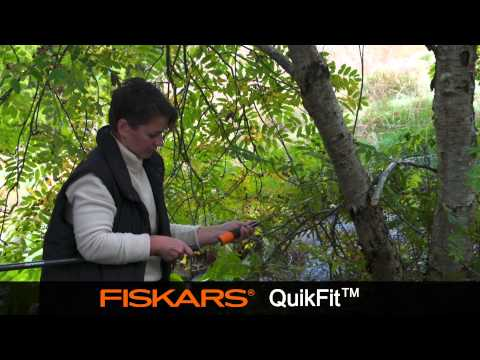 Fiskars QuikFit™  Straight Saw 136528
