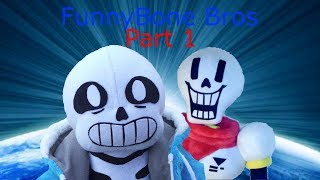 Funny Bone Bros Part 1 (TOO MUCH TO CANDLE!)
