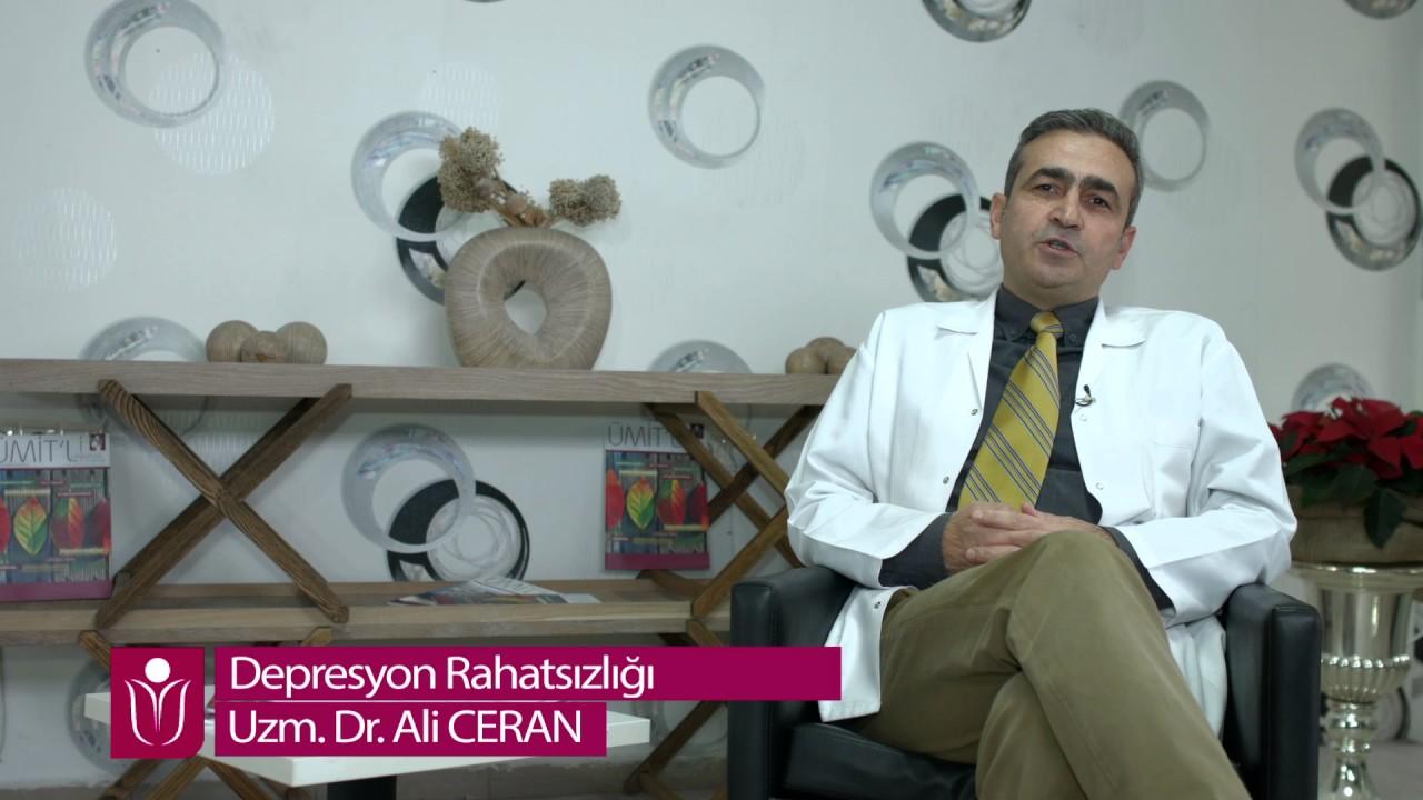 Psikiyatri Uzm. Dr. Ali CERAN Depresyon